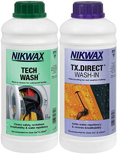 bester der welt Nikwax Tech Wash, wasserabweisendes Stoffwaschmittel 2021