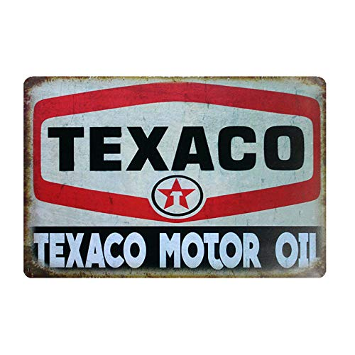 Maiyuan Motor Car Oil Metal Sign