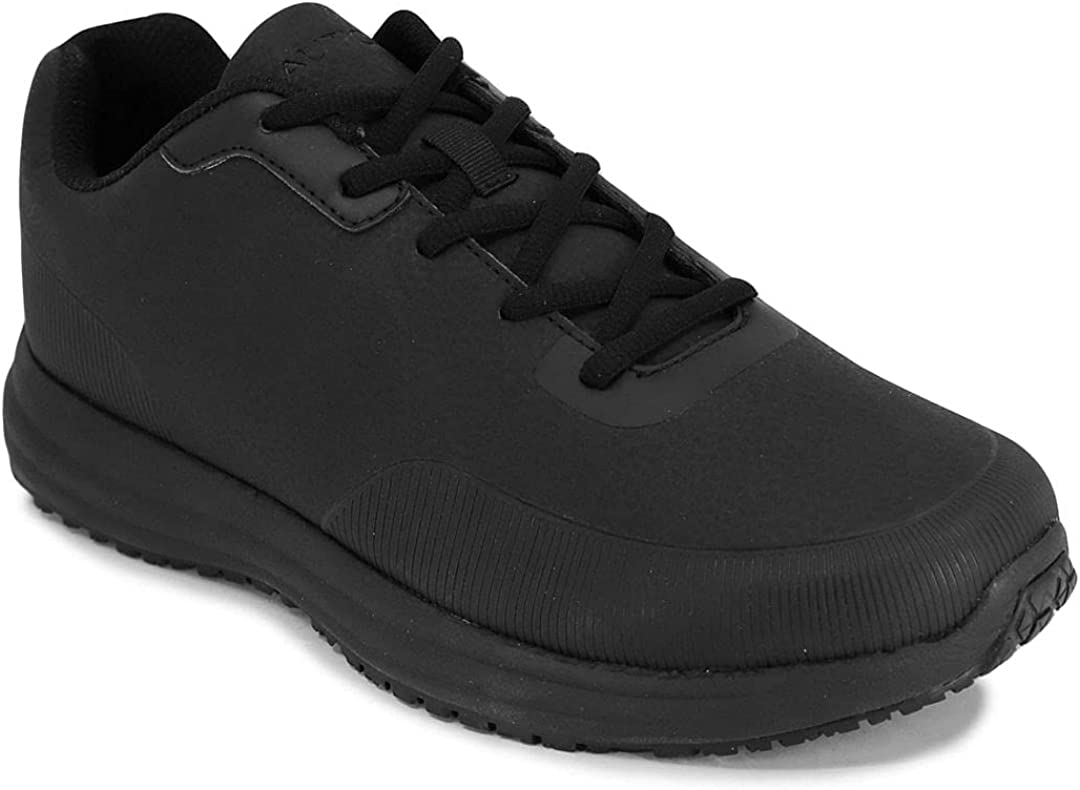 Nautica Sale Ranking TOP14 SALE% OFF Men's Non Slip Food Lace-Up Work Shoes Slip-On Service