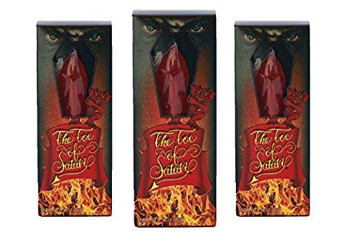 Flamethrower Candy Co Toe of Satan Lollipop Three Pack Caroline Reaper Spicy Challenge