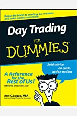 Day Trading For Dummies Kindle Edition