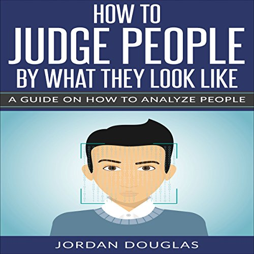 How to Judge People by What They Look like audiobook cover art