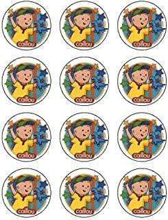 Best caillou cupcake decorations Reviews