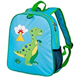 Wildkin Embroidered Backpack for Toddler Boys and Girls, Perfect Size for Daycare, Preschool