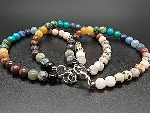 Easy-to-use Embracing Colors Max 50% OFF Gemstone Bracelet