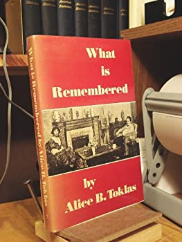 Paperback What Is Remembered Book