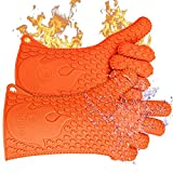 Jolly Green Products Ekogrips Premium BBQ Oven Gloves | Best Versatile Heat Resistant Grill Glo…