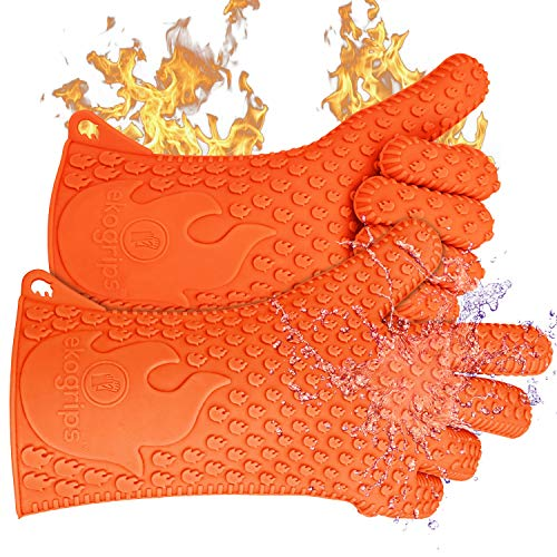 Jolly Green Products Ekogrips Premium BBQ Oven Gloves