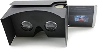 3D Virtual Reality Cardboard Glasses Kit (1 Unit)