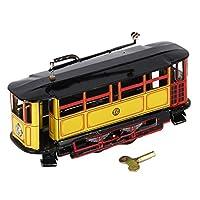 おもちゃ ヴィンテージ トラムトロリー 電車 コレクター ギフト ワインドアップ