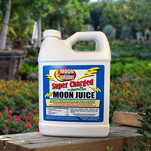 Super Charged Moon Juice - Tree and Plant Root Stimulator - 1 Quart Concentrate