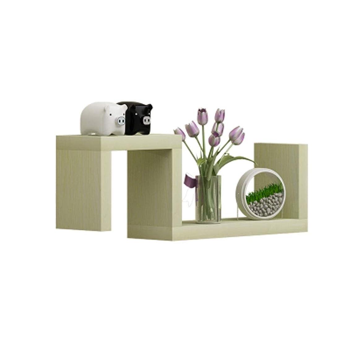 関与する津波宗教的な金属棚ユニット、錬鉄製の窓枠、廊下フレーム - クリエイティブディスプレイフレーム - 工業用ウィンドシェルフ(ブラック) (Color : White)