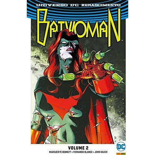 Batwoman Volume 2