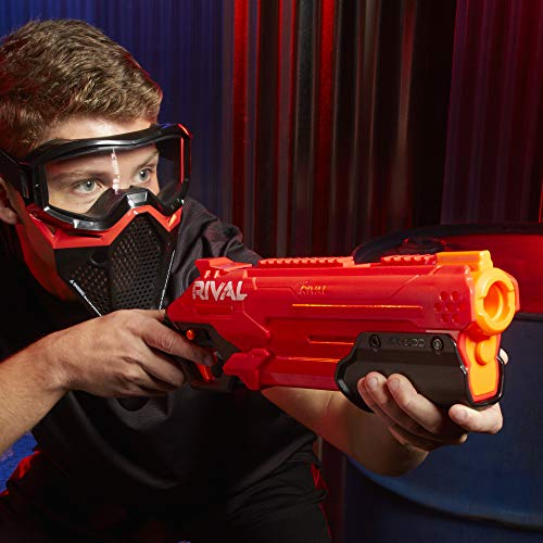 The Nerf Takedown is a shotgun style blaster
