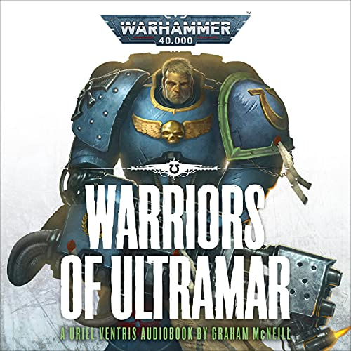 Warriors of Ultramar cover art