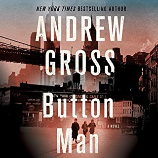 Button Man audiobook cover art