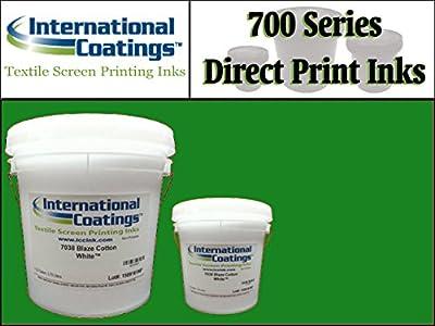 International Coatings Ink - 700 Series Direct Print Plastisol Ink for Screen Printing - Kelly Green