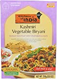 Kitchens Of India Ready to Eat Kashmiri Vegetable Biryani, Basmati Rice Pilaf with Vegetables &...
