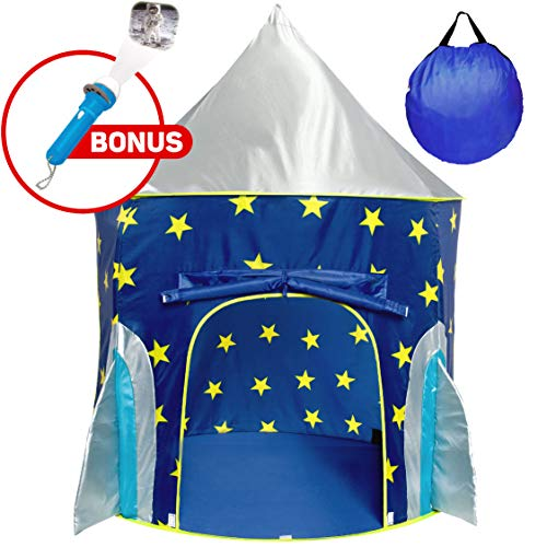 USA Toyz Rocketship Play Tent...