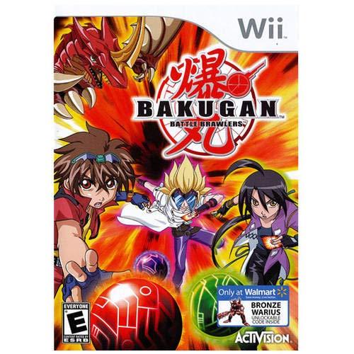 Bakugan : Battle Brawlers PRE-OWNED (Nintendo Wii)