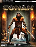Conan Official Strategy Guide de BradyGames
