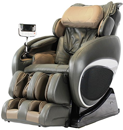 Fantastic Prices! Osaki OS4000TC Model OS-4000T Zero Gravity Massage Chair, Charcoal, Computer Body ...