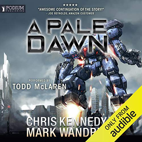 A Pale Dawn cover art