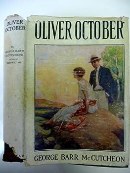 Hardcover Oliver October Book