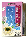 伊藤園 プレミアムティーバッグ ジャスミン茶 2gX20袋