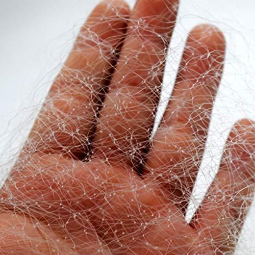 Sunnyflowk Tragbare Fischernetzfalle Leuchtende Perle Kupferfeder Shoal Netting Fischnetzgerät Keine Notwendigkeit Haken Angeln Fischwerkzeug (7 mesh) (zufällig)