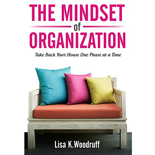 The Mindset of Organization audiobook cover art