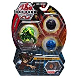 Bakugan Starter Pack 3-Pack, Maxotaur, Collectible Transforming Creatures, for Ages 6 and Up