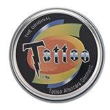 Bálsamo para el cuidado del tatuaje, crema para el cuidado posterior del tatuaje, loción hidratante calmante, ungüento de curación rápida para antes, durante y después del tatuaje(10g)