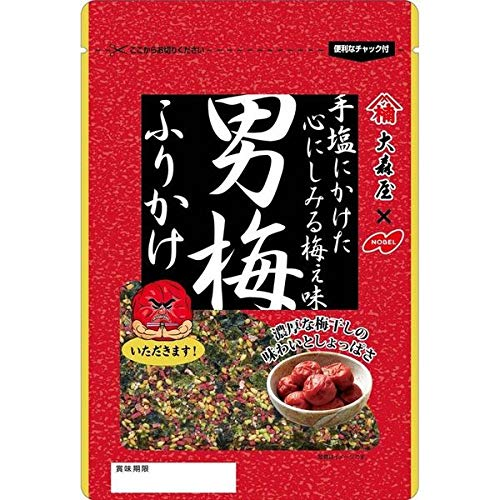大森屋 男梅ふりかけ 35g