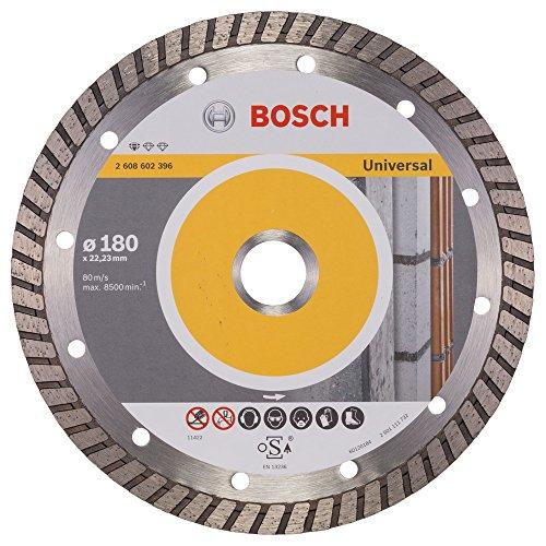 Bosch Professional 2608602396 Diamanttrennscheibe Standard for Universal Turbo