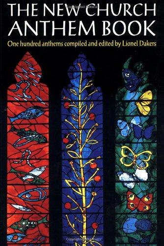 Dakers, L: New Church Anthem Book: Paperback