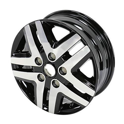 Leichtmetall Felge schwarz silber 16 Zoll Original Fiat 1382535080