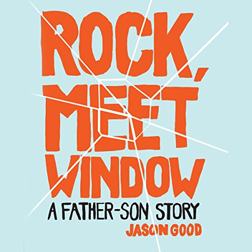 Rock Meet Window audiobook cover art