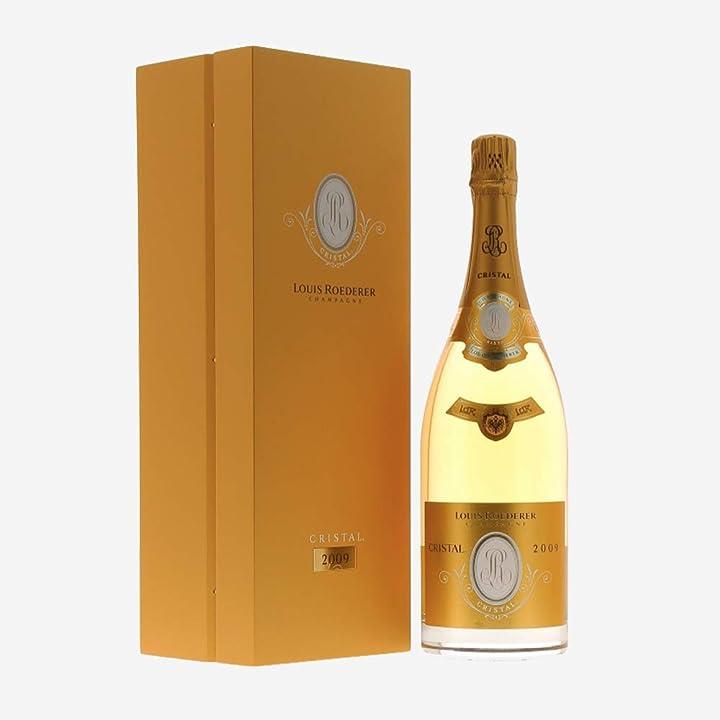 Champagne cristal 2005 1.5 L  louis roederer 10233