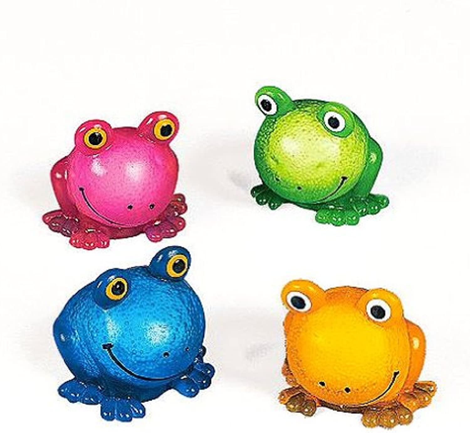 Fun Express Squeezable Sticky Frogs (1 dz