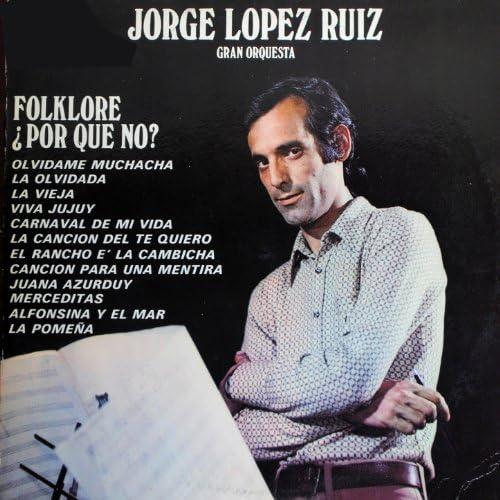 Jorge Lopez Ruiz feat. Antonio Agri, Domingo Cura & Dino Saluzzi