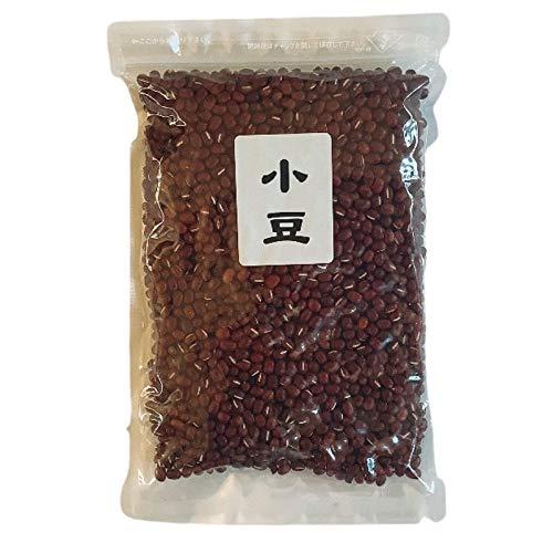 SKOS合同会社 有機小豆 自然栽培 (500g) [青森]  有機JAS 無農薬 紅大納言 オーガニック