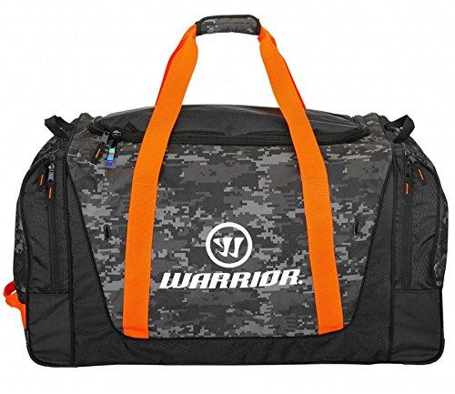 Warrior Rolltasche Q20 Cargo Farbe Schwarz/Camo/Orange