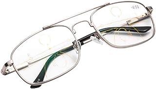 8b008594a6 Accessories Gafas De Lectura para Hombre Y Mujer, Montura MetáLica  Ultraligera con Memoria,ProteccióN