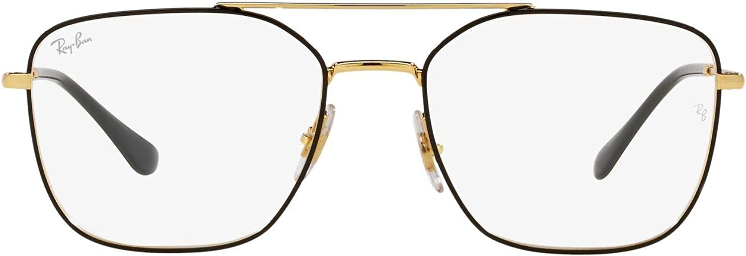 Indefinitely Cheap mail order specialty store Ray-Ban Rx6450 Metal Square Frames Eyeglass Prescription
