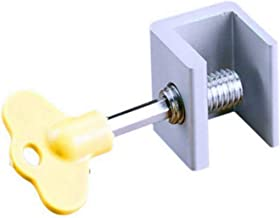 ZHANGJIAN Aluminium venster Lock Schuif Sash Stopper Kabinet Sloten Kindvenster Beveiliging Lock Home Restaurant Windows L...