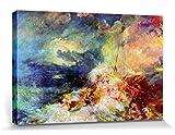 1art1 Joseph William Turner - Feuer Auf Dem Meer, 1834