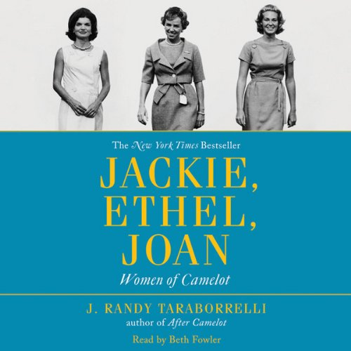 Jackie, Ethel, Joan cover art