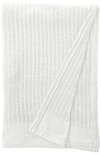 Fiesta Thermal Cotton Blanket, Full/Queen, White