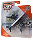 Matchbox Sky Busters Boeing 747 400 1/13, White/Blue